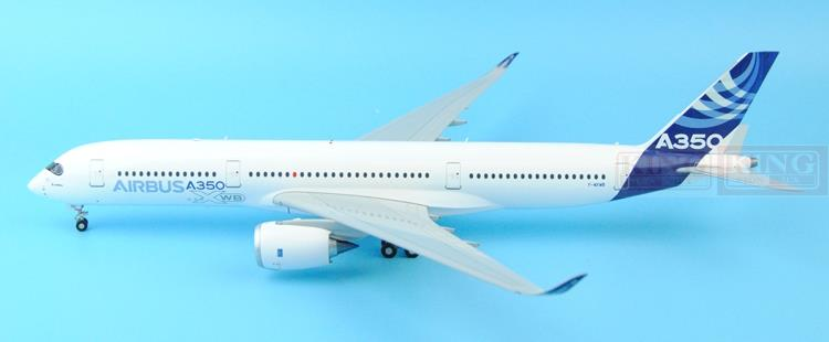 Wings XX2938 JC Airbus Special: original F-WXWB 1:200 A350 commercial jetliners plane model hobby