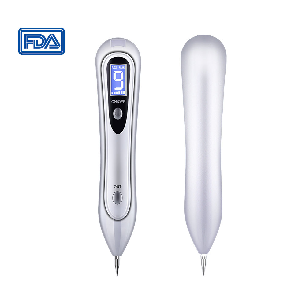 Купить с кэшбэком Laser Plasma Pen Mole Tattoo Remover Spot Wart Freckles Removal Device Beauty Skin Firming Wrinkle Reduction Pen Skin Whiening