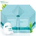 SOONPURE Algas Ácido Hialurônico Essência Reparação Máscara Facial Rosto Cuidados Com A Pele Máscara de Tratamento de Clareamento Ageless Anti Rugas Beleza