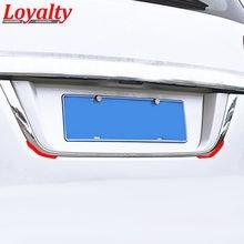 Toyota land cruiser 2015 2016 2017 u образная рамка для заднего