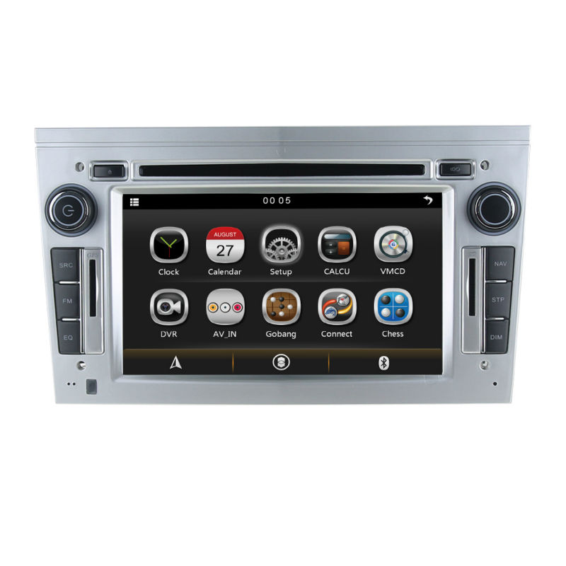 2 din touch screen car dvd player radio for opel vectra. Black Bedroom Furniture Sets. Home Design Ideas