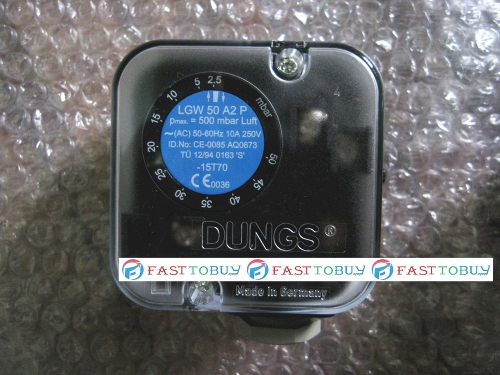 LGW50A2P Dungs Air Pressure Switch with test button For Burner New maggi для жюльена с курицей и грибами 26 г