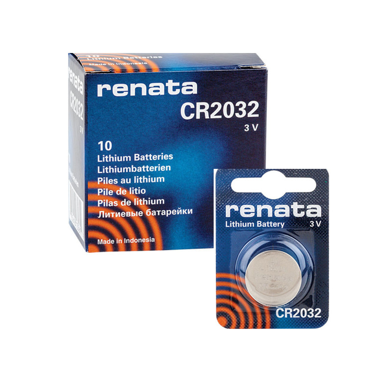 Free Shipping! Original RENATA 10pcs/lot CR2032 2032 3V High-Performance Button Batteries 10pcs lot original in stock 10piece lot mje15032g mje15032 15032g to220 free shipping