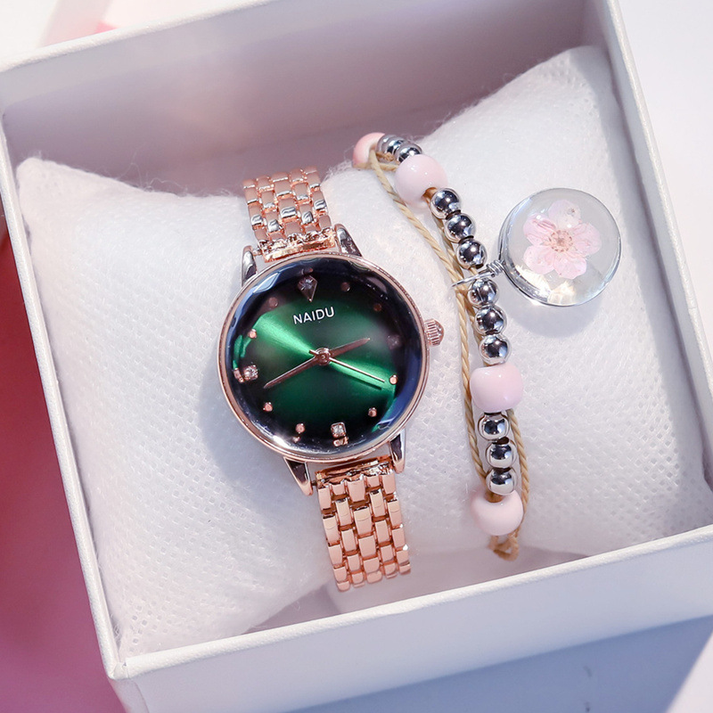 Luxuru Ladies Bracelet Watch Waterproof Simple Small Watch Women Fashion Casual Crystal Starry Sky Women Watches Brand 2019 New