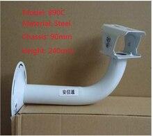 Free transport 1 items cctv equipment digicam bracket steel wall mount bracket for cctv digicam Wall Mount Bracket 890C