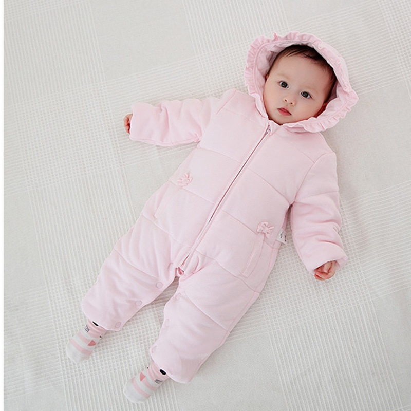 best authentic better outlet Baby Girls' Pram Hooded Baby Snow Suit Winter Bunting Pram baby ...