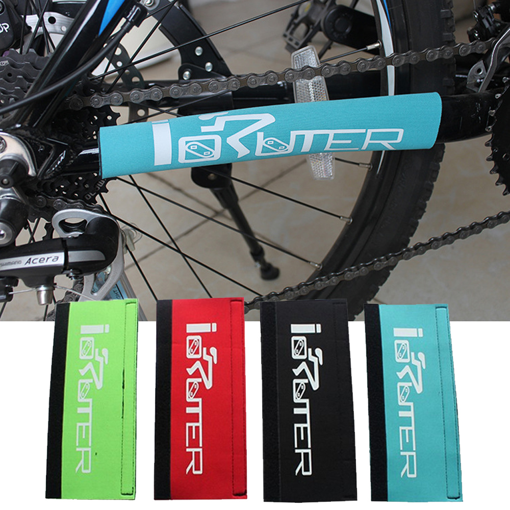 1pc Outdoor Bicycle Front Fork Protector Pad MTB Bike Frame Cover