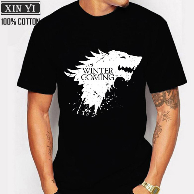 Winter Is Coming Men T-shirt  4