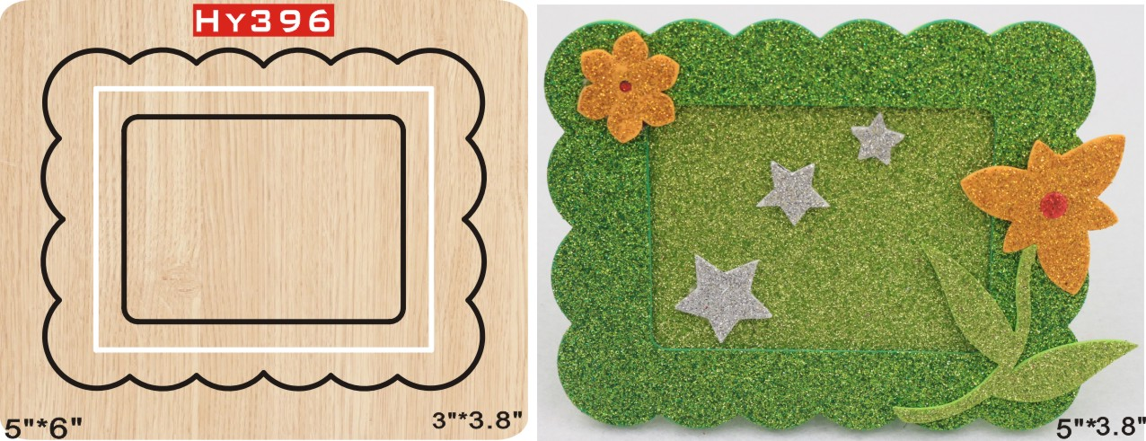 Photo frame  wooden die cutting dies Suitable for common die-cutting machines in the marketPhoto frame  wooden die cutting dies Suitable for common die-cutting machines in the market