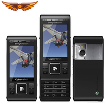 Original Sony Ericsson C905 Unlocked GSM Single Core 2.4 Inches 8MP Bluetooth WIFI Mp3 Player Used Cellphone Mobile Phone