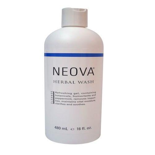 Neova Herbal Wash 480 ml 16 oz herbal muscle