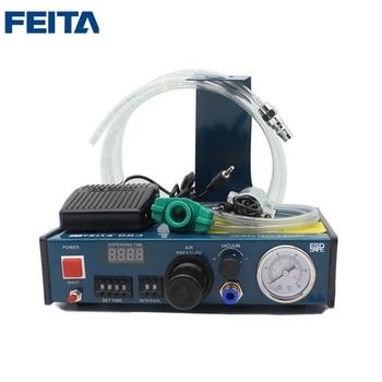 FEITA Bureau Distributeur De Colle Automatique 983 Résine époxy Distributeur De Colle Machine