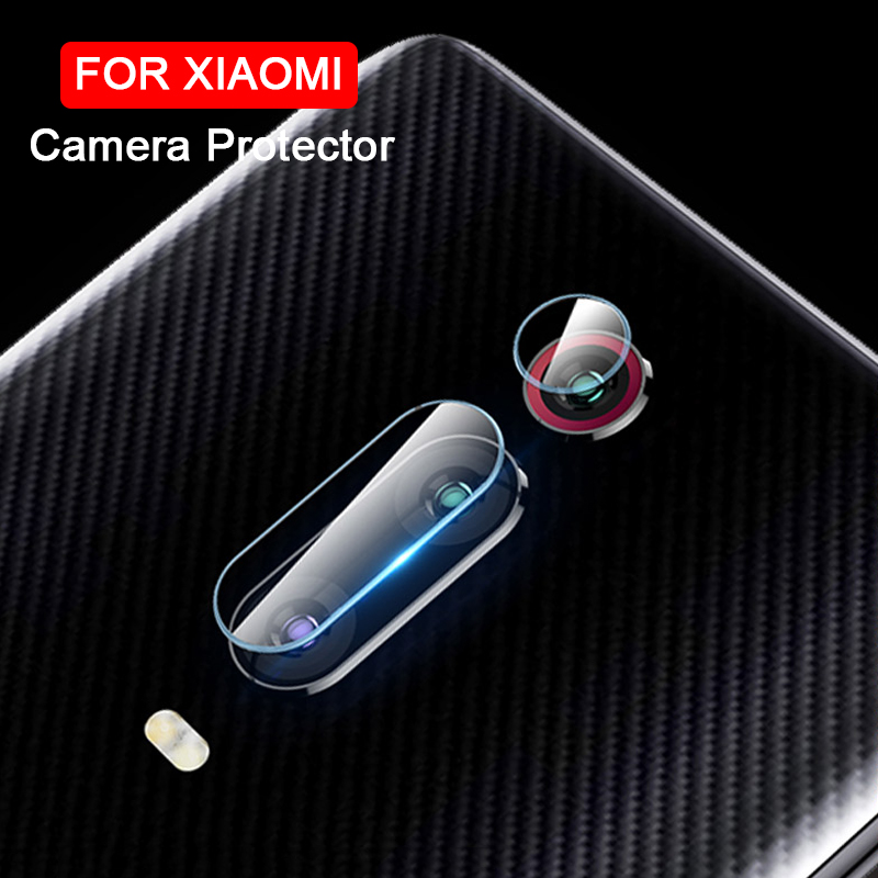 2pcs Camera Lens Protector for Xiaomi Mi 9T Pro 9 8 SE 6X 6 5X 5S Plus A2 Lite Mi9 Mi9t Mi9tpro Pocophone F1 Tempered Glass film(China)