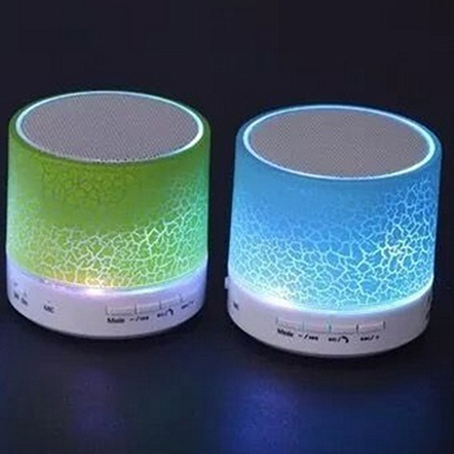 Mini Portable Wireless Bluetooth Speaker Hands free Call LED Parlante Subwoofer