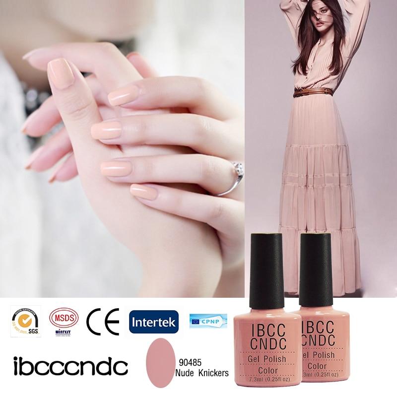 Νέο IBCCCNDC Πολύχρωμο 7.3ml Perfect Nail Gel - Τέχνη νυχιών - Φωτογραφία 2