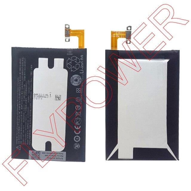 100% Warranty For HTC one 2 M8 W8 E8 Dual Sim M8T M8W M8D M8x M8e M8s M8si One2 One+ 2300mAh BOP6B100 Li-polymer Battery Pack