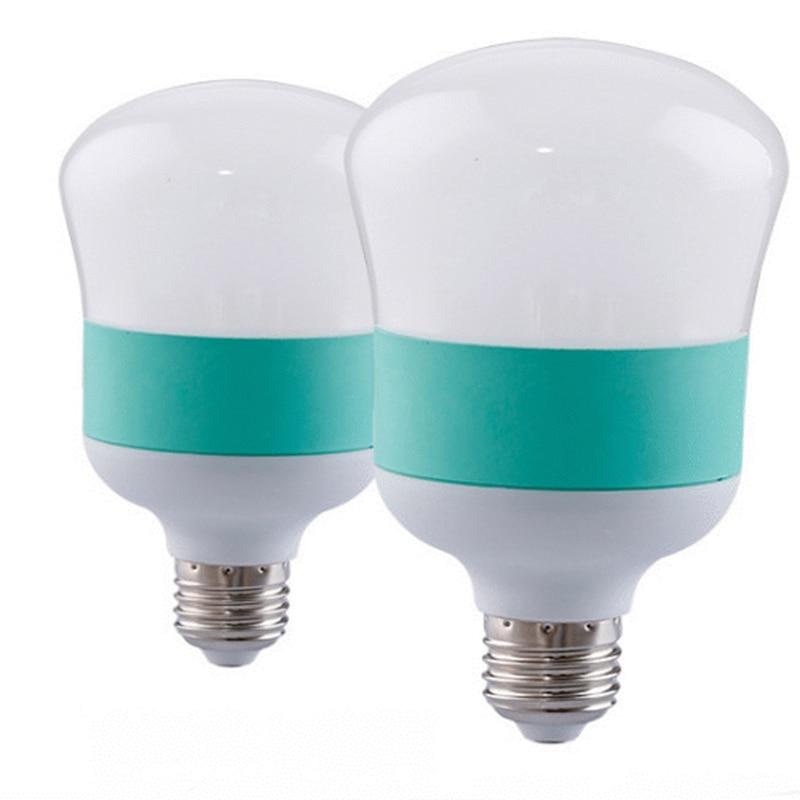 AIMIHUO E27 energy saving light bulbs 5W 10W 15W 20W 28W 38W E27 LED bulbs Gourd bulb light 360 beam angle home lighting e12 e14 e27 5w 10w 15w 20w 25w smd5736 85 265v spiral super bright led corn bulbs lighting energy saving lamps
