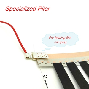 Image 5 - HS 11 Gespecialiseerd Tang voor Infrarood Carbon Vloerverwarming Film Krimpen Tang