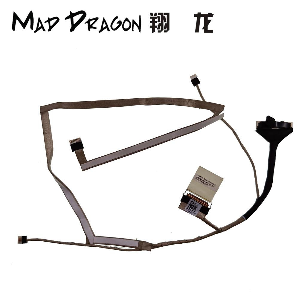 MAD DRAGON Brand Laptop new LCD NORMAL EDP CABLE for <font><b>Dell</b></font> <font><b>Dell</b></font> Latitude <font><b>7240</b></font> E7240 VAZ50 LCD CABLE DC02C004Y00 0CKD2W CKD2W image