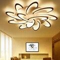 Пульт дистанционного управления светодиодный потолочный светильник с акриловым ультра тонким потолком для комнатной установки утопленны...