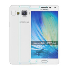 For Samsung Galaxy A5 Tempered Glass Screen Protector Ultra Thin Transparent 5.0″ 1pc