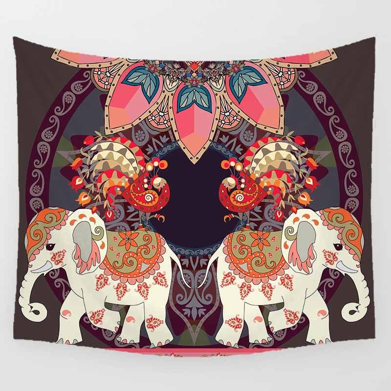 Hanging Kuda Gajah Dinding