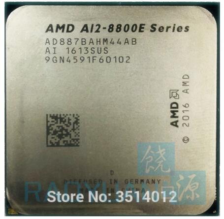 AMD A12-Series PRO A12-8870E A12 8870 A12 8870E 2.9 GHz Quad-Core CPU Processor AD887BAHM44AB Socket AM4