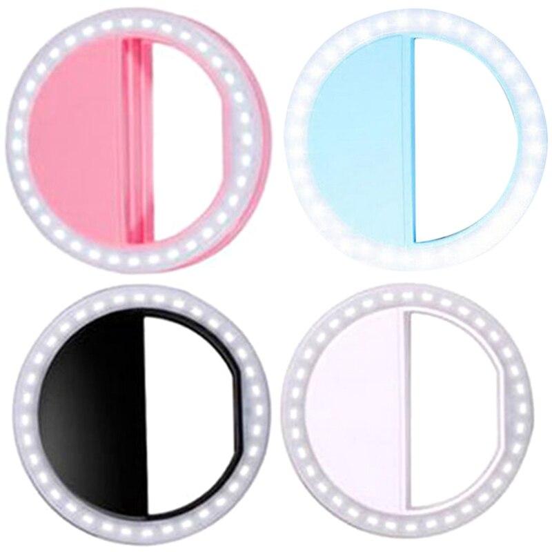 Купить 2019 смартфон селфи светодиодная Кольцевая вспышка объектив Красота заполняющий свет для лабиринт Comet Альфа Senseit A109 E510 R450 T300 A150 N151 A200 на Алиэкспресс