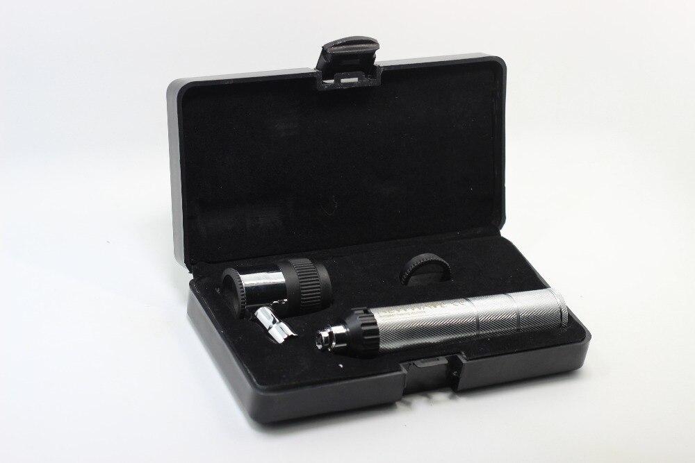 نوعية جيدة المهنية Dermatoscope مجموعة البصر فحص جهاز ، Dermatoscope محلل البشرة شحن مجاني-في العناية بالأذن من الجمال والصحة على  مجموعة 2
