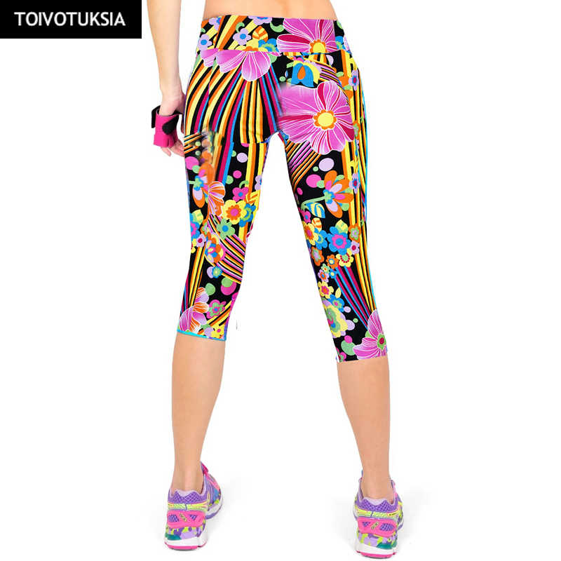 dc26451d569a7 Toivotuksia fitness mujeres Leggings deporte Medias calzas deportivas mujer  fitness sporthose