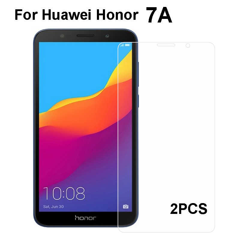 For Honor Honor 7A 7A Dua-L22 Tempered Glass Screen Protector Film 9H Protective Glass For Huawei Honor 7A Pro Honor7A Dua-L22