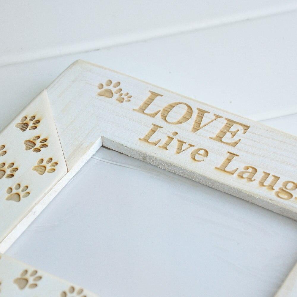Personalisieren Haustier denkmal Rahmen Pet Verlust Rahmen Wood ...