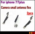 2pcs for iphone 7 7p plus Camera small antenna Front and rear camera Wifi antenna flex cable