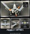 2017 New 4D Model Plastic Aircraft Model 1/48 US NAVY F4U Corsair Fighter 000075