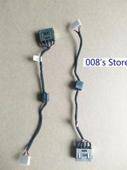 שקע חשמל חדש עבור Lenovo G50 G50-30 G50-40 G50-45 G50-70 G50-80 Z50-70 Z40-45 Z50-45 DC-IN כבל טעינת שקע מחבר
