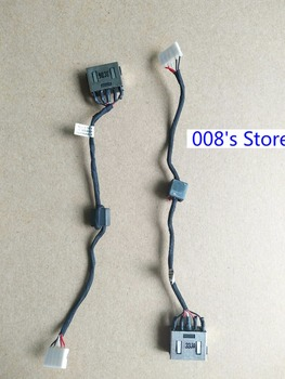 Yeni güç Jack Lenovo G50 G50-30 G50-40 G50-45 G50-70 G50-80 Z50-70 Z40-45 Z50-45 DC-IN kablosu şarj soketli konnektör