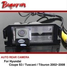 For Hyundai Coupe S3 Tuscani Tiburon 2002 – 2008 Reversing Camera Car Back up Parking Camera Rear View Camera CCD Night Vision