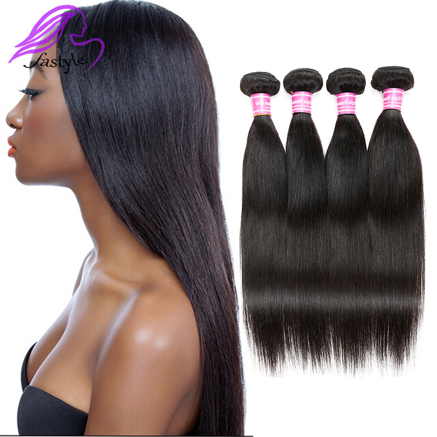 Straight hair perm products - Brazilian Virgin Hair Straight Aliexpress Uk Brazilian Hair Wave Bundles Human Hair Extensions Over Night Shipping Dhl On Line