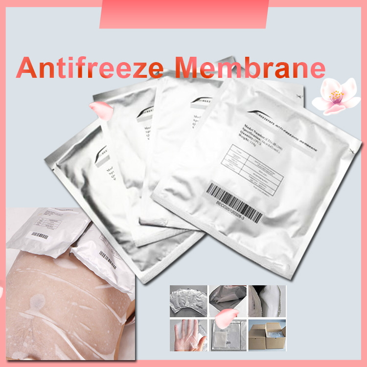 2019 New Anti-freezing Membrane For Freezing Fat Therapy Cryo Pads Antifreeze Film 50 PCS For One Lot
