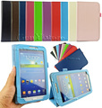 Pu leather Case For SAMSUNG TAB 3 7 inch SM-T210 P3200 Sm-T211 New Stand PU leather Sofe Tablet Case Cover Shockproof Fashion
