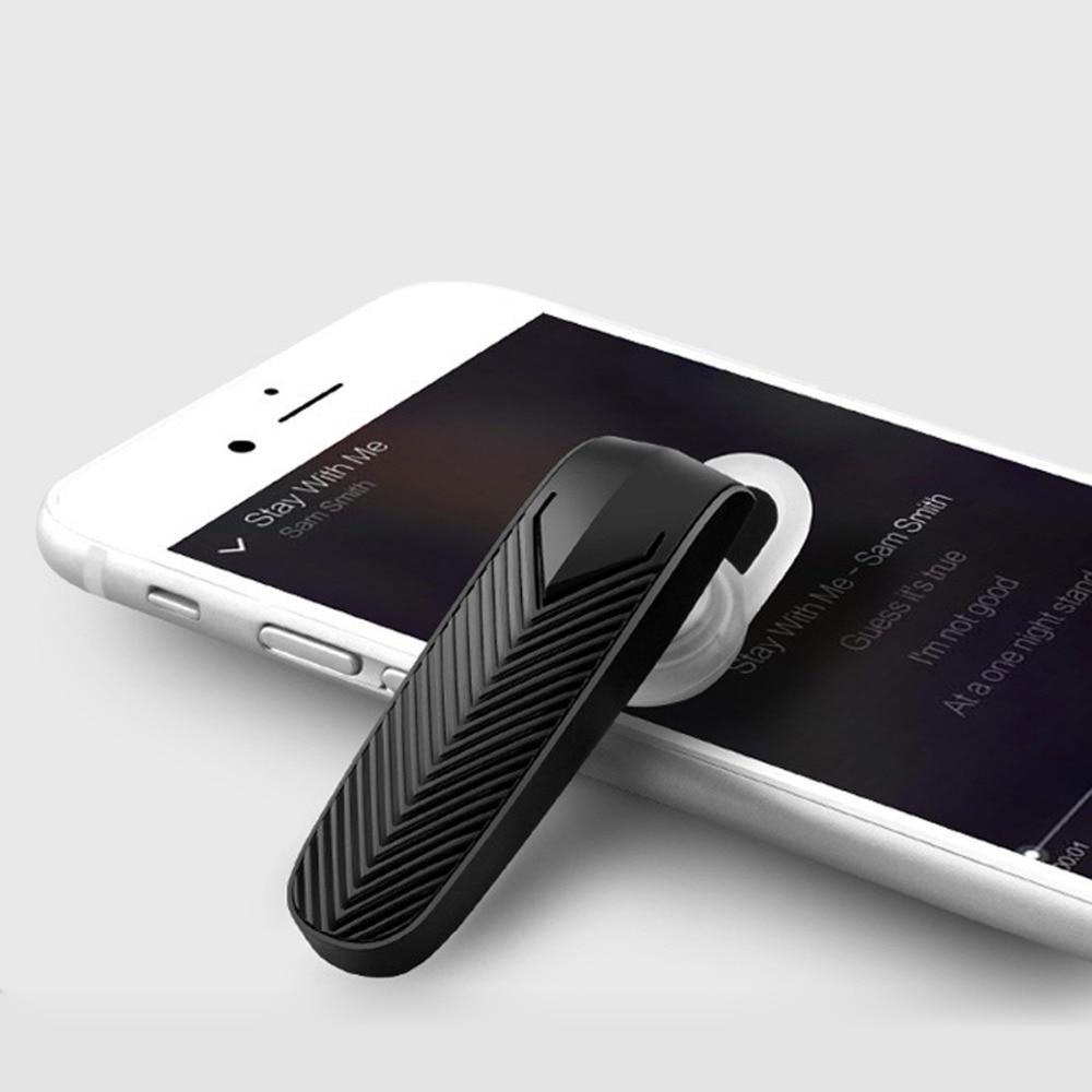 BH320 Mini Wireless Stereo Bluetooth Headset Earphone Microphone Headphone Black For Samsung S7 Huawei iPhone