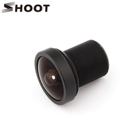 Shoot HD Professional 170 Degree Replaceble Wide Angle Camera Lens Black For Gopro Hero 2 Sport