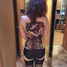 Grim Reaper Skull Tattoo