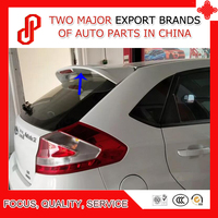 ABS Primer Unpainted color ST style Rear Roof Spoiler For Chery Fulwin 2 Hatchback / Storm 2 / Very / A13 / Celer