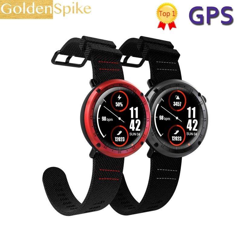 L19 PK LF22 FS08 Smart Watch GPS Smartwatch Heart Rate Sport Fitness Tracker Wearable Devices Bluetooth Watch for Men and Women цена 2017