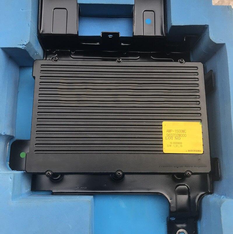 For Hyundai Santa Fe 2012 2013 2014 2015 Amplifier Unit