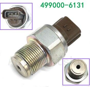 499000-6131 de 4990006131 nuevos riel de Combustible Sensor de alta presión regulador para Nissan Navara D40 Cabstar Pathfinder 2.5DCL 2,5 DCI