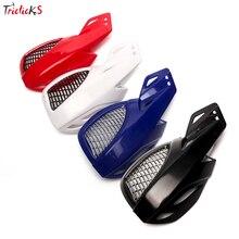 Triclick Motorcycle Handguards Hand Guards Protectors Motorbike Motocross Universal 22mm Bar Guard Handlebar Protective