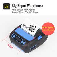 2PCS/Lot LUDEOU For Dymo Labelwriter 450 Label Printer Label Maker Tapes  99012 Address Sticker 89mm*36mm Label Writer Plastic