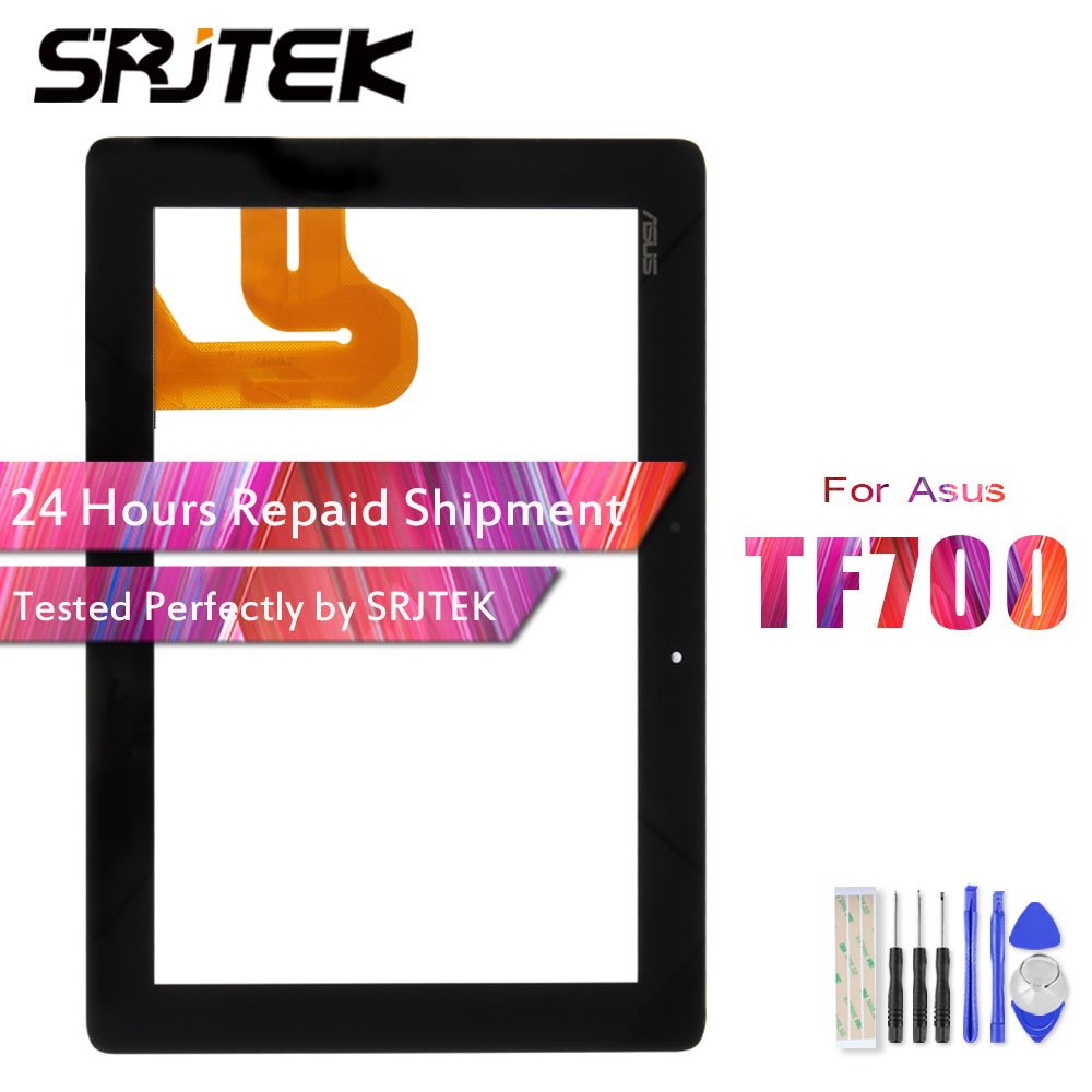 Srjtek 10.1 For Asus Transformer Pad TF700 TF700T 5184N FPC-1 Touch Screen Digitizer Glass Sensor Tablet PC Replacement Parts lcd display touch screen digitizer assembly replacements for asus transformer pad tf700 tf700t tcp10d47 v0 2